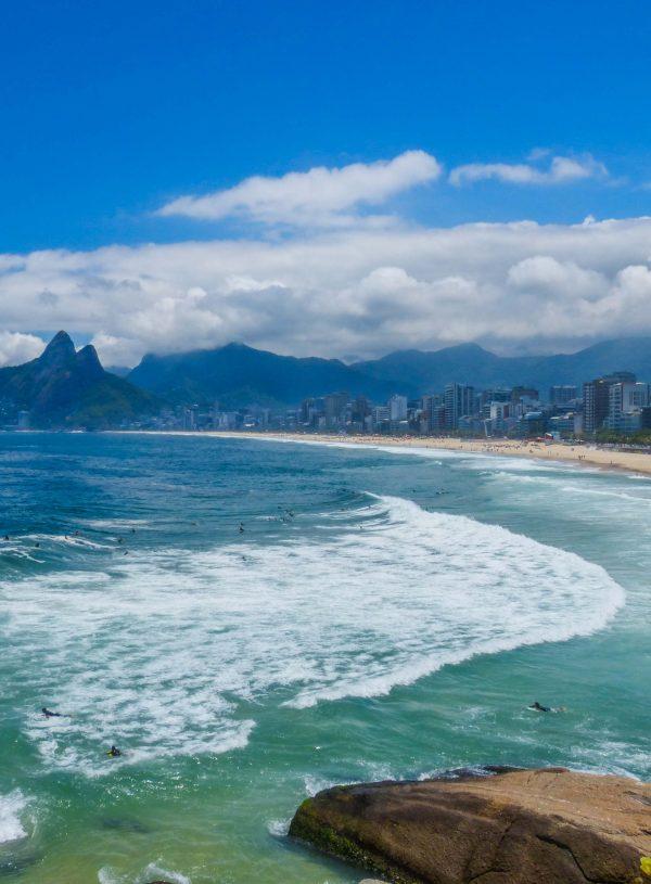 Rio de Janeiro, the wonderful city